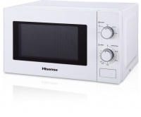 Hisense - 20 Litre Microwave Oven - White Photo