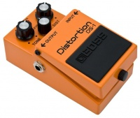 Boss - Effects Pedal - Distortion Photo