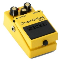 Boss - Effects Pedal - Overdrive Photo