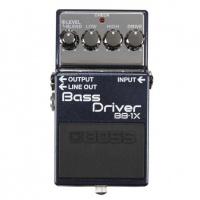 Boss - Effects Pedal - Bass Driver BB-1X Photo