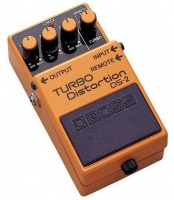 Boss - Effects Pedal - Turbo Distortion Photo