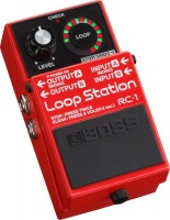 Boss - Effects Pedal - Loop Station RC-1 Photo