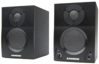 "Samson MediaOne BT3 2-Way 3"" Active Studio Bluetooth Monitors Photo"