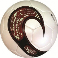 Medalist Exact Soccer Ball - White/Red - Size 5 Photo