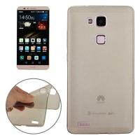 Tuff-Luv TPU Gel Case for Huawei Ascend Mate 7 - Grey Photo
