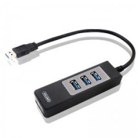 Unitek USB 3.0 3-Port Hub With SD Reader OTG Photo