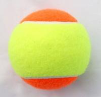 Rox Junior Tennis Ball - Orange Photo