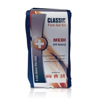 First Aid Classic Kit Medi - 44 Items Photo