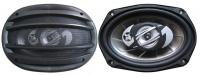 Telefunken TCS-6962 500W 3 Way 6x9 Car Speakers Photo
