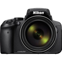 Nikon P900 Ultra Zoom Digital Camera Black Photo