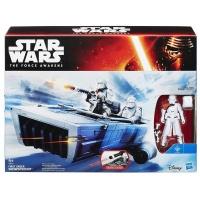 Star Wars Episode 7 The Force Awakens - Snow Speeder Vehicle Set Photo