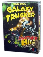 Galaxy Trucker: Another Big Expansion Boardgame Photo