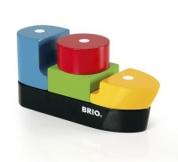 BRIO Magnetic Stacking Boat Photo