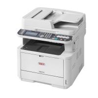 OKI MB472dnw A4 4-in-1 Multifunction Mono Laser Wi-Fi Printer Photo