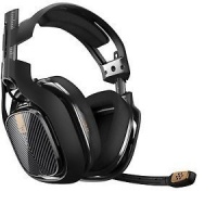 Astro A40TR Gaming Headset For PC - Black - 3.5 MM Photo