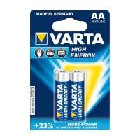 Varta - High Energy AA Batteries - Bli 2 Photo