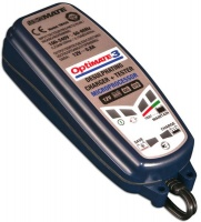 OptiMate 3 - Desulphating Charger Maintainer Tester for 12 V Batteries Photo