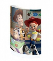 Disney Toy Story Oval Table Lamp Photo