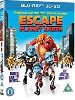 Escape from Planet Earth Photo