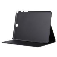 "Tuff Luv Tuff-Luv Faux Leather Case for Samsung Galaxy Tab E 9.6"" - Black Photo"