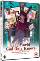 World God Only Knows: Complete Season 1 Photo
