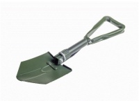 OZtrail - Tri-Fold Shovel with Pick And Saw Photo