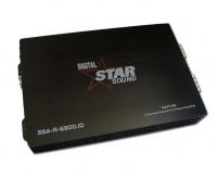 Starsound R6900.1 Monoblock Raptor Amplifier Photo