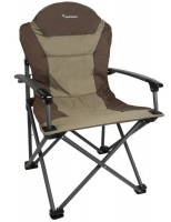Kaufmann - Outdoor King Sport Chair - Brown Photo