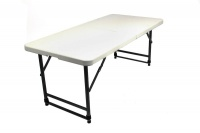 Kaufmann - Table Foldable Poly Top 120cm x 60cm Photo