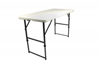 Kaufmann - Table Foldable Poly Top - 180cm x 76cm Photo