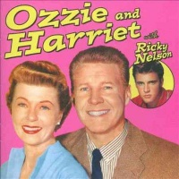 Ozzie Nelson - Ozzie & Harriet Nelson With Ricky Nel Photo