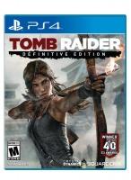 Tomb Raider Definitive Standard Photo