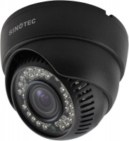 Sinotec CCTV Sharp Lens Dome Camera Photo