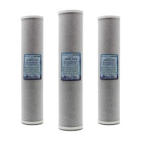 "20"" Big Blue Carbon Block Water Filter Replacement Cartridge Photo"