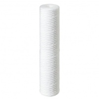 "10"" String Wound Sediment Water Filter Replacement Cartridge Photo"