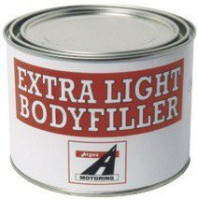 Argus Motoring Body Filler - Extra Light FEATHER-1 Photo