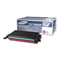 Samsung CLP-M660B Magenta Laser Toner Cartridge Photo