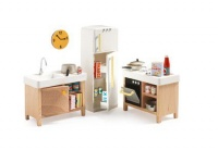 Djeco Doll House The Kitchen Playset Photo