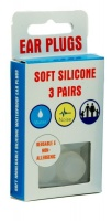 Cirrus Econo Soft Silicone Earplugs Photo