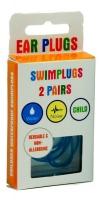 Cirrus Econo Swimplugs Stringed Child Earplugs Photo