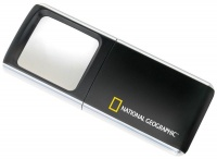 National Geographic 3x Pop-Up Led Magnifier Photo