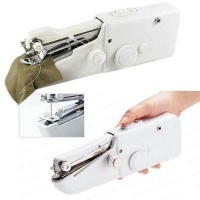 Portable Mini Handheld Sewing Machine Photo