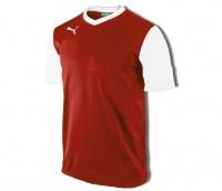 Puma Shirt Red & White Photo