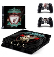 Skin-Nit Decal Skin for PS4: Liverpool Photo
