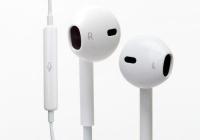 iPhone Replica In-Ear Earphones Photo