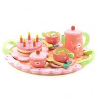 Djeco Role Play - Lili Rose's Tea Party Photo