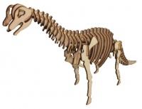 Bronchosaurus 3D Puzzle Photo