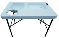 Bushtec - Hdpe Preparation Table - White Photo