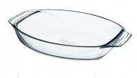 Pyrex - Optimum Glass Oval Roasters - 4 Litre Photo