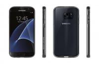 Body Glove Clownfish Aluminium For Samsung Galaxy S7 - Clear/Black Photo